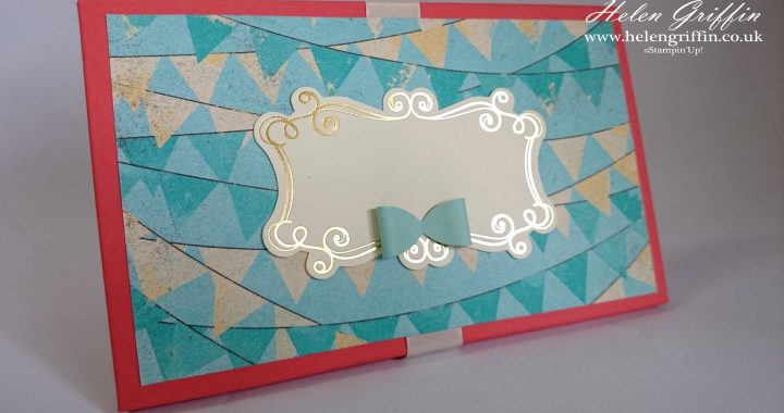 Tutorial | Envelope Flip Folio Mini Album – Helen Griffin
