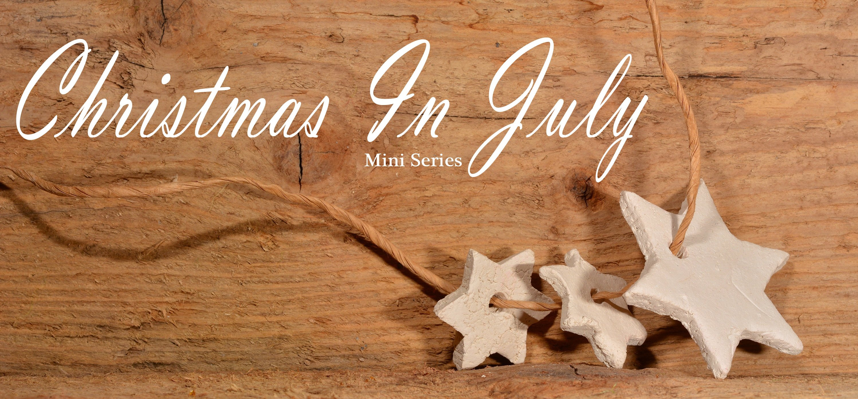 #Christmas in July #tutorials