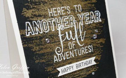 Birthday Card Helen Griffin