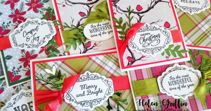 Helen Griffin Traditional Christmas Cards