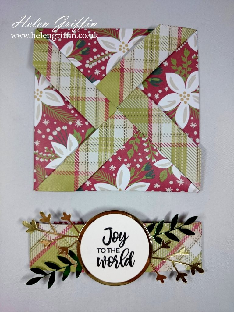 simply made crafts pinwheel card die