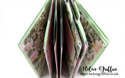 Helen Griffin uk SMC Portrait album die set 3
