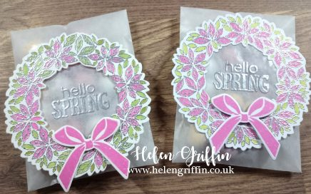 Helen Griffin UK Easter Wreath Treat Bags 2