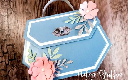 Helen Griffin UK Hexagon Clutch Box
