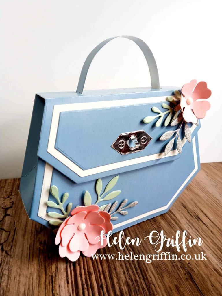 Helen Griffin UK Hexagon Clutch Box
