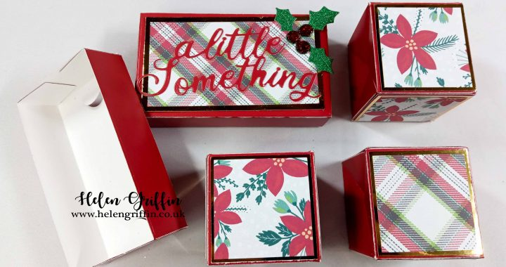 Helen Griffin uk SMC Gift card box & Exploding Presents