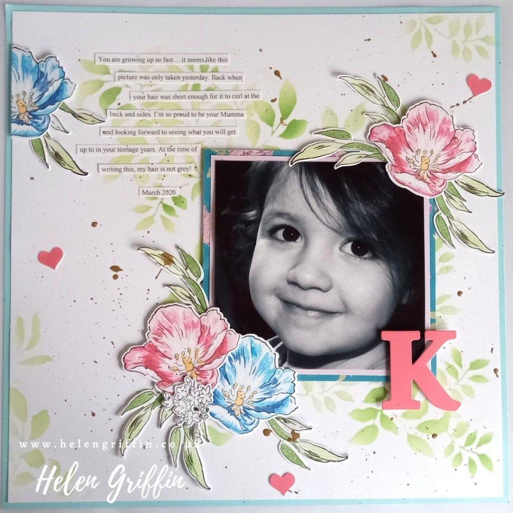Helen Griffin UK Altenew Box Kit