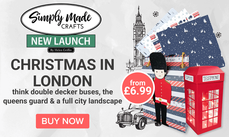 Simply Made Crafts Christmas in London