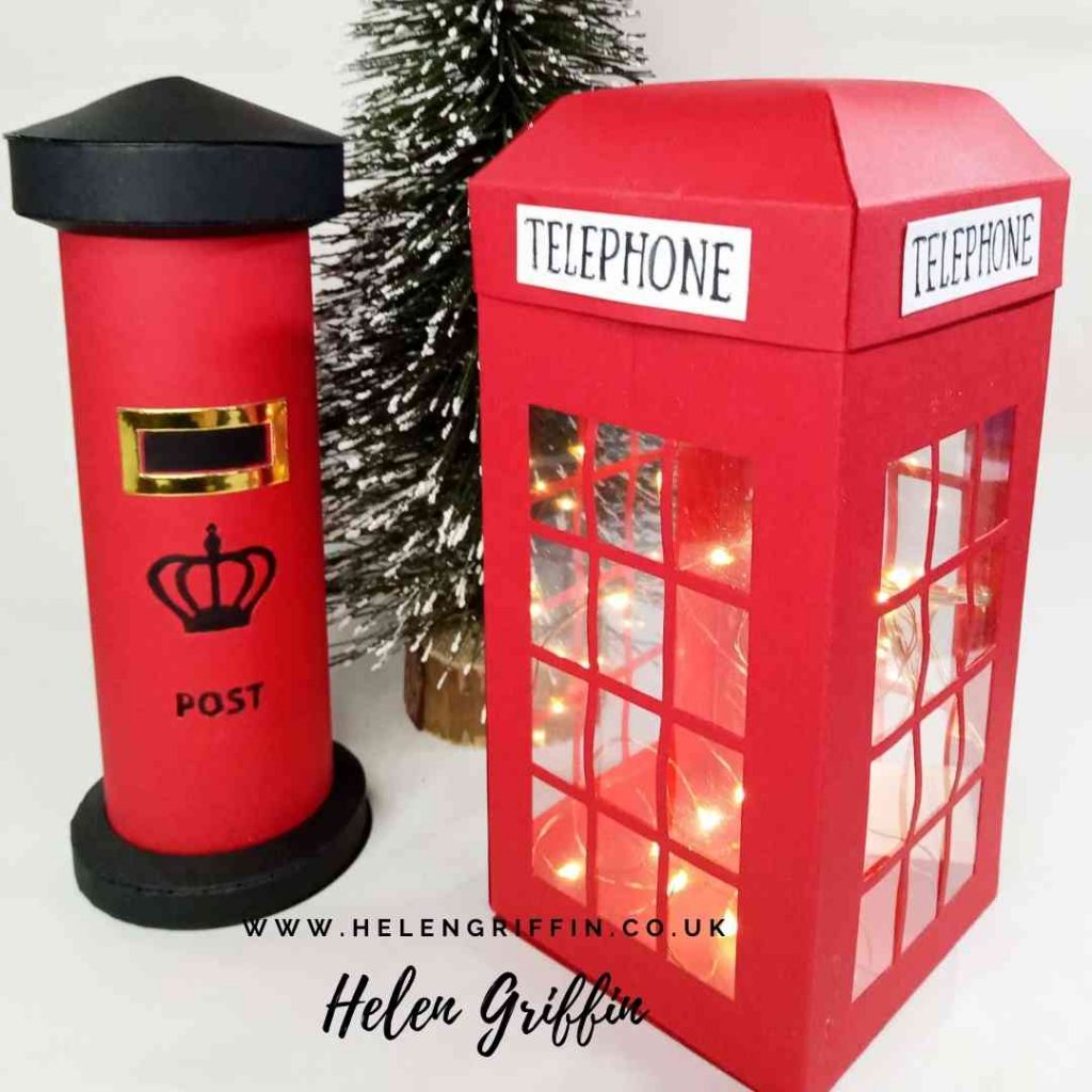 Helen Griffin Telephone Box & Postbox