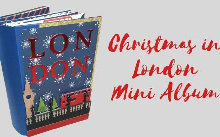 Helen Griffin UK Christmas in London Mini Album
