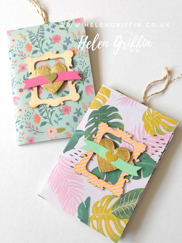 Helen Griffin UK Flip Page Mini
