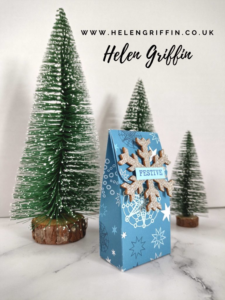 Helen Griffin UK 4 Gift Bags from 12x12 paper 1
