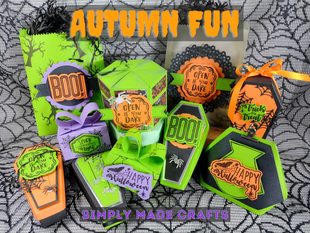 Simply Made Crafts Autumn Fun Collection